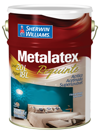 Metalatex Requinte Branco 20 Litros